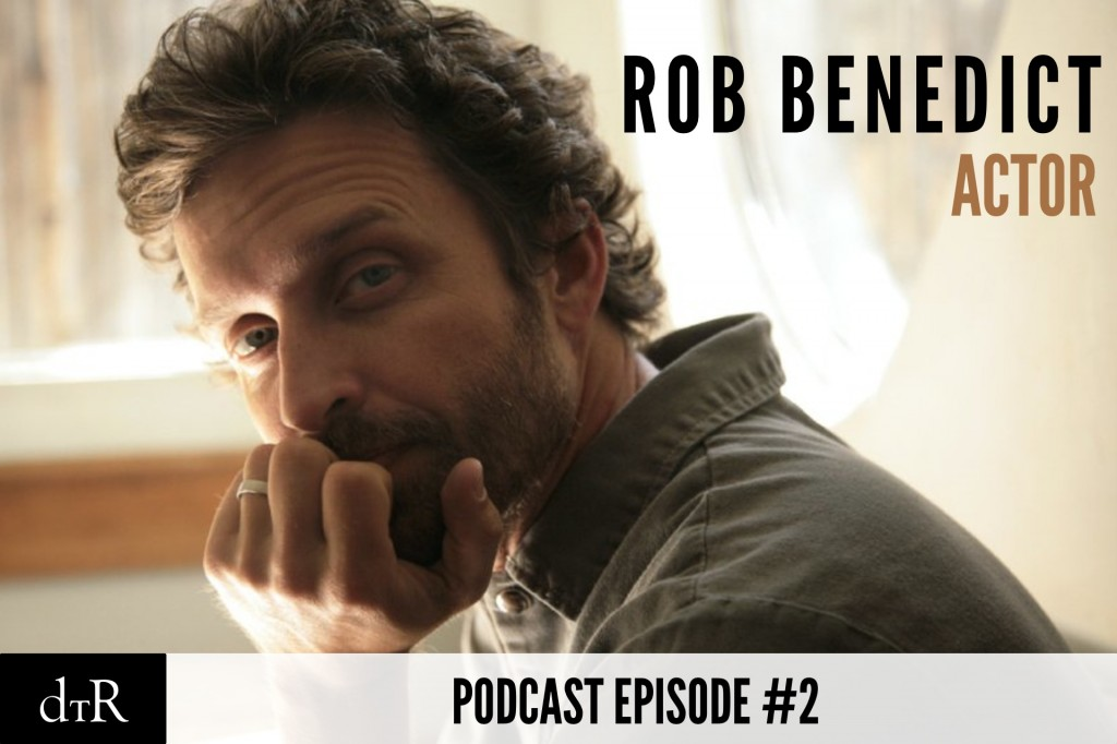 Episode 2 - Rob Benedict