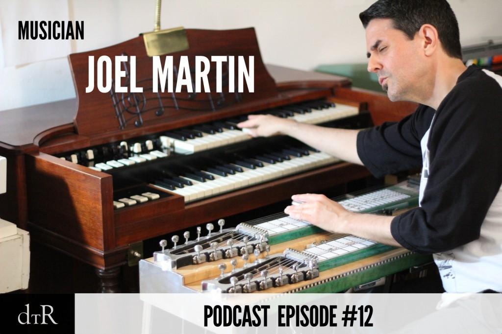 Joel Martin Pedal Steel