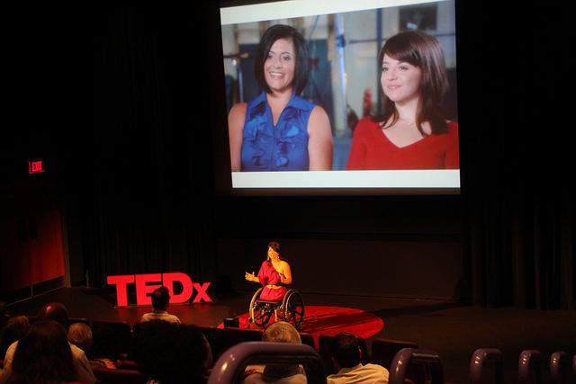 Jen Bricker TED