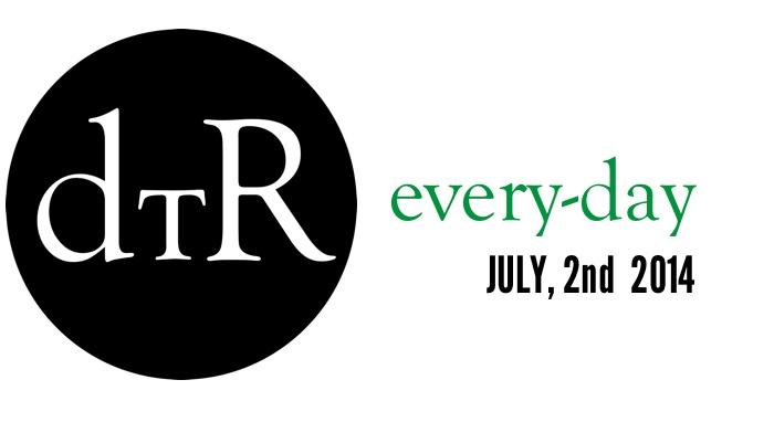 Everyday July 2nd